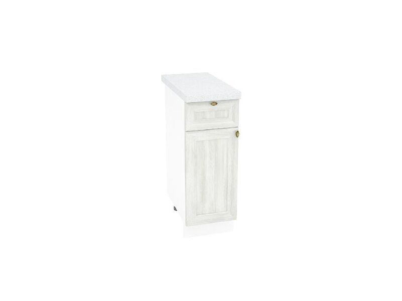 Стол однодверный 1 ящик кухня София ширина 300 мм высота 850 мм Модуль №29