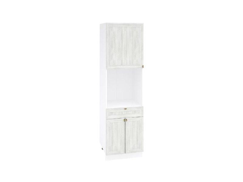Колонна под духовой шкаф 1 ящик кухня София ширина 600 мм высота 2132 мм Модуль №72
