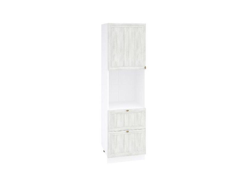 Колонна под духовой шкаф 2 ящика кухня София ширина 600 мм высота 2132 мм Модуль №73