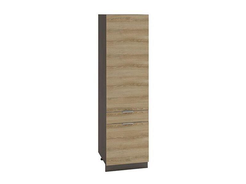Пенал 600 с 1 ящиком (кухня Терра soft)