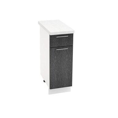 Стол однодверный 1 ящик кухня Валерия-М ширина 300 мм высота 850 мм Модуль №32