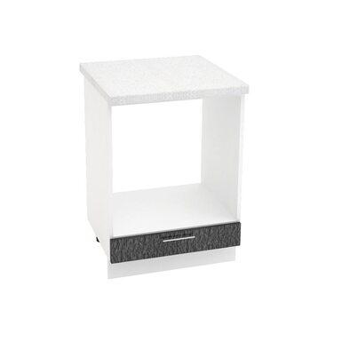 Стол под духовой шкаф кухня Валерия-М ширина 600 мм высота 850 мм Модуль №55