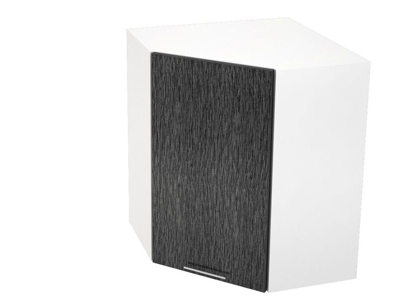 Шкаф угловой глухой кухня Валерия-М ширина 590 мм высота 720 мм Модуль №14