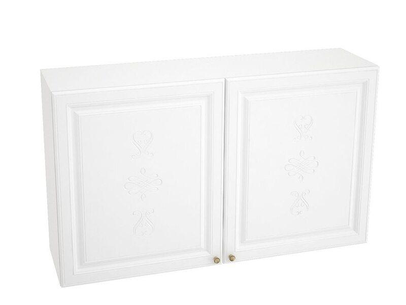 Шкаф двухдверный глухой, кухня Версаль. Ширина 1200 мм высота 720 мм Модуль №7