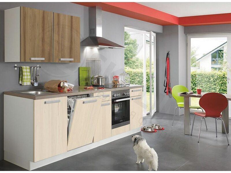 Кухня Базис Вудлайн длина 3.1 метра