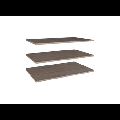 Комплект полок к шкафу 2-хстворчатому (540)