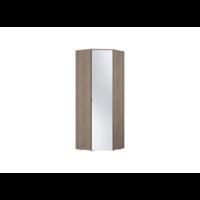 Шкаф угловой с зеркалом (540)