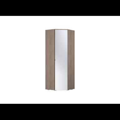 Шкаф угловой с зеркалом (440)